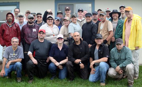 MAG20 Range Giddings, TX 2015