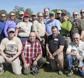 MAG40 Manhein Texas 2017 Class Photo