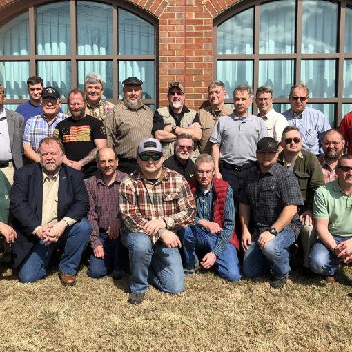 MAG20 Montgomery, AL Class Photo