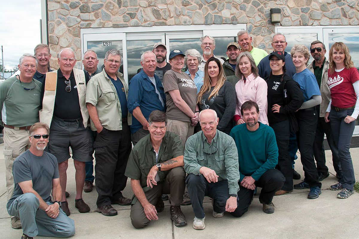 MAG40 Class photo from Bridgeville, Delaware
