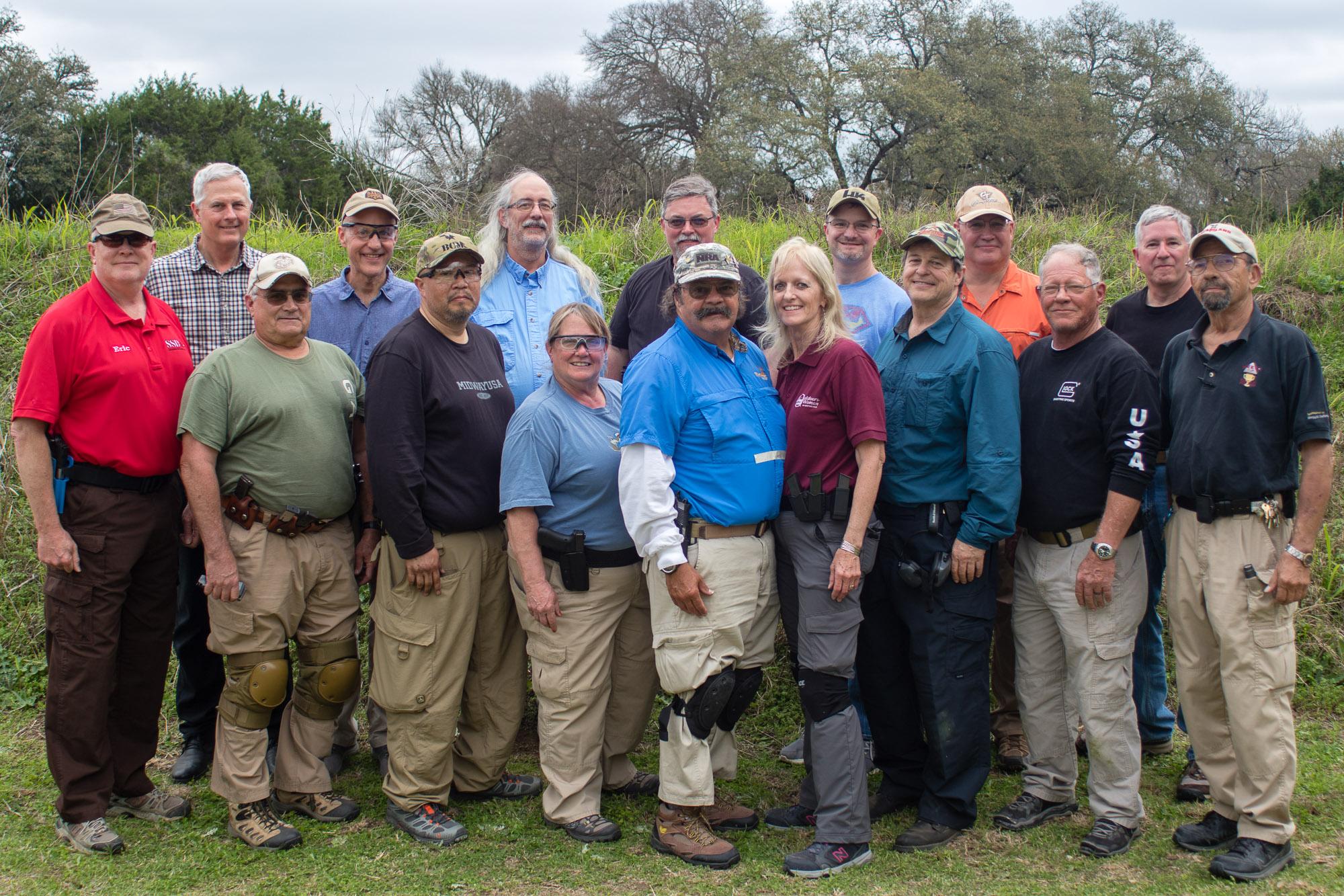 MAG20 Range TX 2018 Class Photo