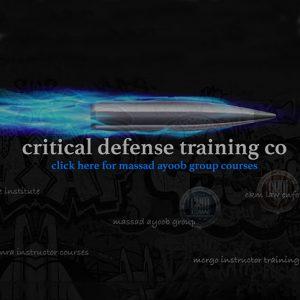 Critical Defense Training