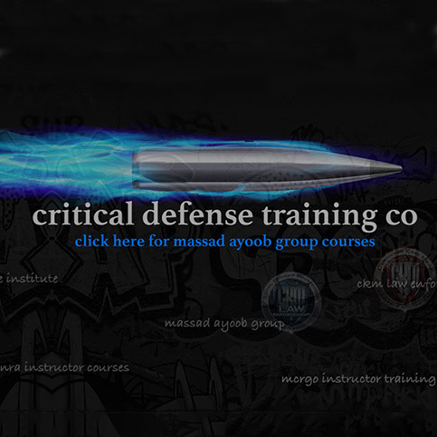 Critical Defense Training
