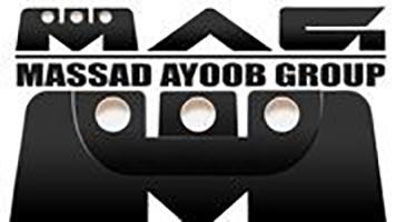 Massad Ayoob Group Logo