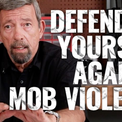 Cover art for: Defending Against Mob Violence - Critical Mas(s) Ep. 04 with Massad Ayoob